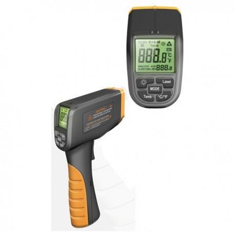 Thermomètre visée laser