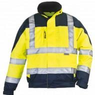 Blouson haute visibilité fluo Coverguard