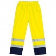 Pantalon haute visibilité fluo Coverguard