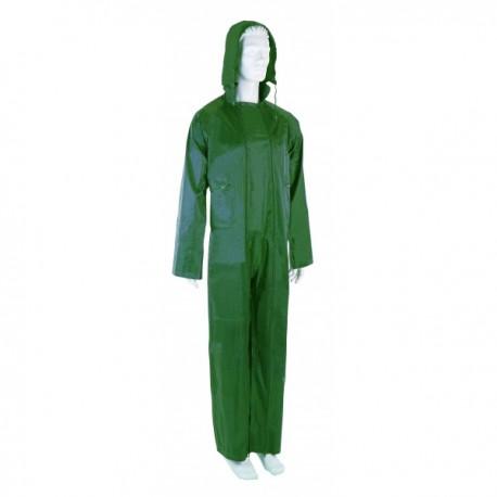 Combinaison de pluie PVC souple