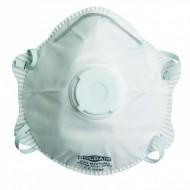 Masque respiratoire FFP2 à valve, boîte de 10 pièces
