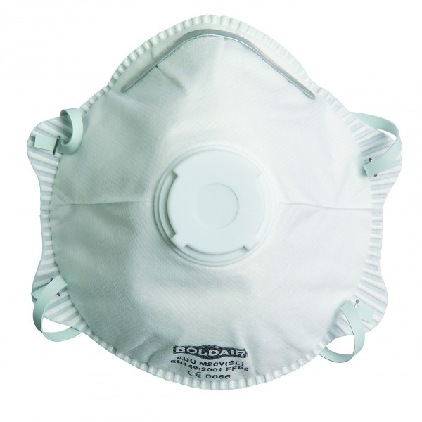 masque respiratoire valve