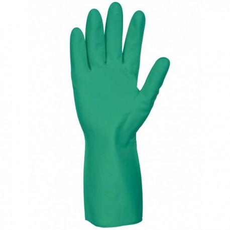 Gants nitrile vert
